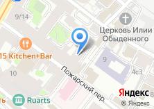 Компания «ПРОФИ-центр» на карте