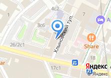 Компания «Рид Элсивер» на карте