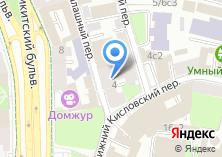 Компания «LVL» на карте