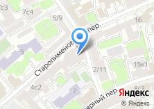 Компания «МаксимаТелеком» на карте