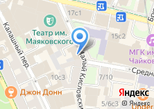 Компания «Redken» на карте
