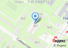 Компания «ВНИИНС ЦБИ» на карте