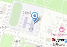 Компания «Средняя общеобразовательная школа №858» на карте