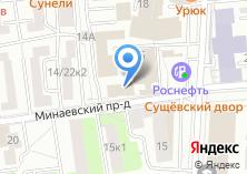 Компания «МО ПНИЭИ» на карте