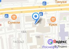 Компания «Комус-Упаковка торговая компания» на карте