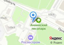 Компания «ФИНИТ» на карте