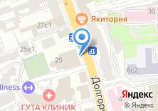 Компания «Союзмультфильм» на карте