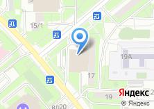 Компания «СВРК» на карте
