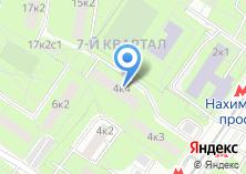 Компания «Волхонка» на карте