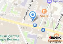 Компания «Peney.net» на карте