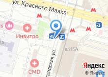 Компания «Богатырь» на карте