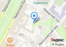 Компания «ЦЕНТР СТРОЙЭКСПЕРТИЗА» на карте