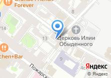 Компания «Воркуева и Партнеры» на карте