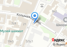 Компания «Компания БИНАБИ» на карте