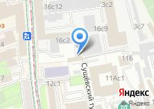 Компания «Всероссийский НИИ автоматики им. Н.Л. Духова» на карте