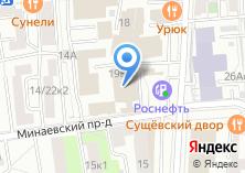 Компания «ПРОФНАСТИЛ СИ ТРЕЙД» на карте