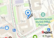 Компания «ФизКульт» на карте