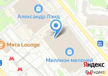 Компания «TransMeb» на карте