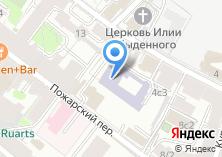 Компания «Гимназия №1529» на карте