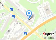 Компания «Жирный гусь» на карте
