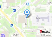 Компания «Бюро экспертиз и оценки стоимости» на карте