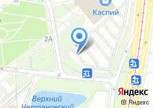 Компания «Автостоянка на ул. микрорайон Северное Чертаново» на карте