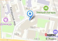 Компания «МСК МЕНЕДЖМЕНТ» на карте