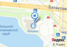 Компания «БирШтрассе» на карте