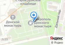 Компания «Часовня» на карте