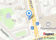 Компания «Шерлок Хоумс Болгария» на карте