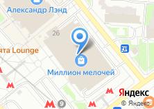 Компания «Стильные интерьеры» на карте