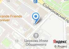 Компания «На Обыденском» на карте