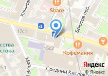 Компания «Адвокатский кабинет Штогрина С.Д» на карте