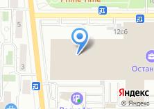 Компания «Массовка ТВ» на карте