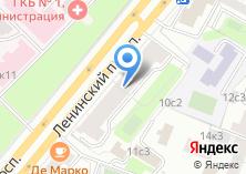 Компания «Банк ВТБ» на карте