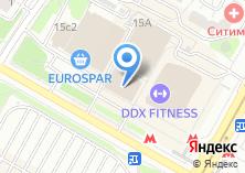 Компания «Серебро.РФ» на карте