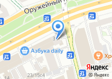 Компания «Молодежь театров» на карте