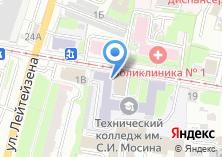 Компания «Бизнес ИнФорм» на карте