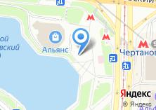 Компания «Белая птица» на карте