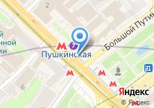 Компания «Станция Тверская» на карте
