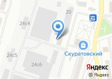 Компания «Отдел полиции Скуратовский» на карте