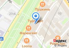 Компания «Посольство Красоты» на карте