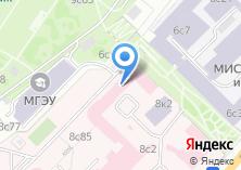 Компания «Институт коронарной и сосудистой хирургии им. А.Н. Бакулева РАМН» на карте