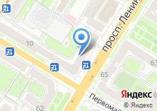 Компания «Коллегия адвокатов №8 г. Тулы» на карте