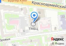 Компания «ОГВК» на карте