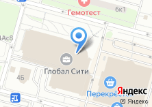 Компания «СПА ЛЭНД Интернешнл» на карте