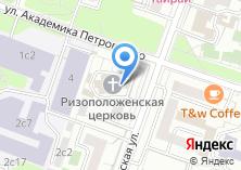 Компания «Храм Положения Ризы Господней на Донской» на карте