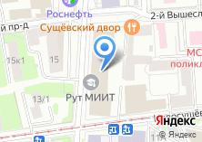 Компания «Дом спорта» на карте
