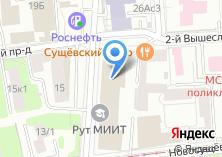 Компания «Yourways» на карте