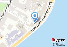 Компания «Инженерное бюро Поташова» на карте